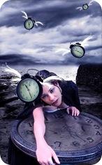 Quiero detener el tiempo, relojes, relojería