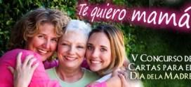Concurso: Una carta para mamá