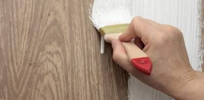 How to Paint Over Wallpaper | Today's Homeowner