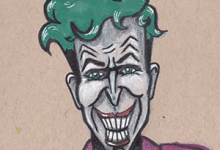 Sketchbook FB Group - The Joker