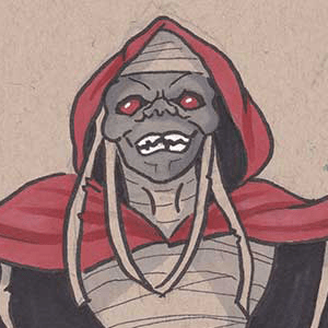 Sketchbook FB Group – Mumm Ra
