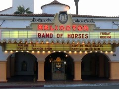 Band of Horses - Santa Barbara - August 26-27, 2016