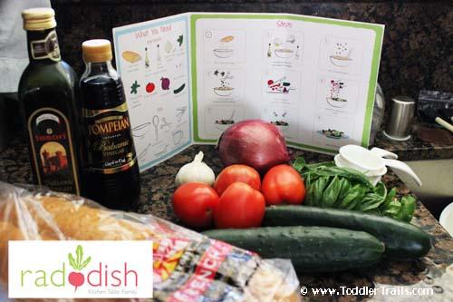 Raddish Box Veggie
