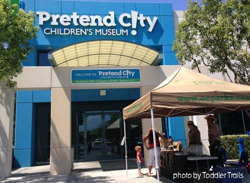 Pretend City When I Grow Up Day