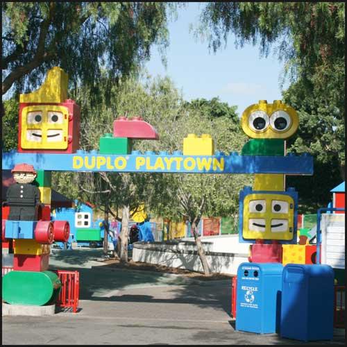 Legoland Duplo Playland