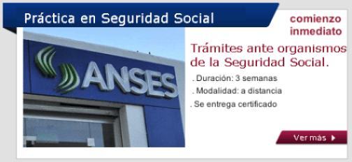 Taller de Práctica en Seguridad Social