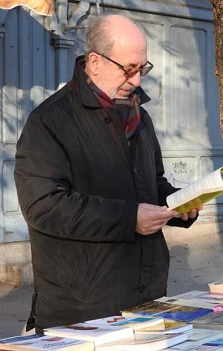 La Feria del Libro de la Cuesta de Moyano languidece mientras los responsables culturales y ...