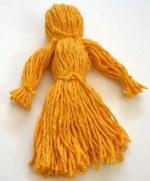 Como hacer muñecas de lana