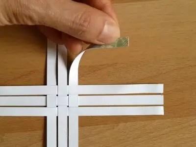 estrellas de papiroflexia paso a pasoX