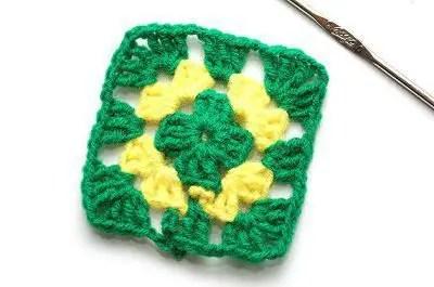 Como hacer mantas crochet