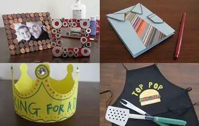 regalos manuales para el dia del padre