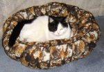 Como hacer cama para perros o gatos pequeños