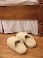 Como reciclar viejas pantuflas con una toalla