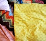Como hacer una colcha de tela