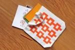 Como hacer un bolso de tela estampado con stencils
