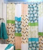 Como hacer una cortina para baño