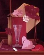 Como hacer flores de papel para San Valentin