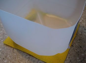 como hacer canasto para huevos de pascua