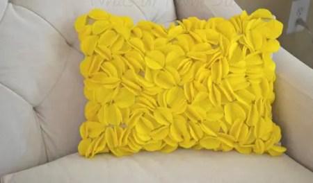Como hacer decorar un cojin