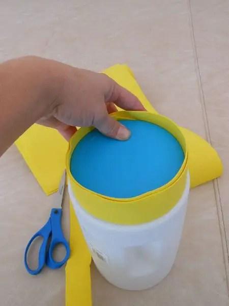 como hacer una mochila