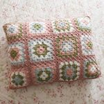 Como hacer una funda de almohadón a crochet