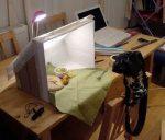 Como hacer una luminaria para estudiar