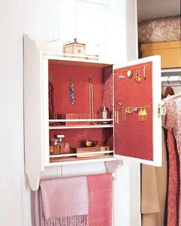 como hacer un organizador de joyas