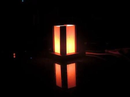 Como hacer una lampara casera todo manualidades - Lamparas caseras originales ...