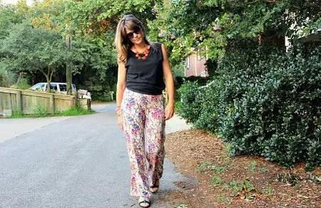 como hacer un pantalon de mujer paso a paso