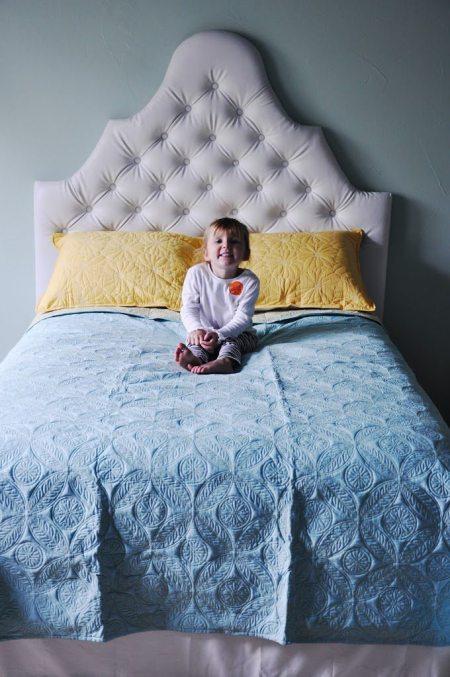 Como hacer un respaldo de sommier for Como hacer una cabecera de cama