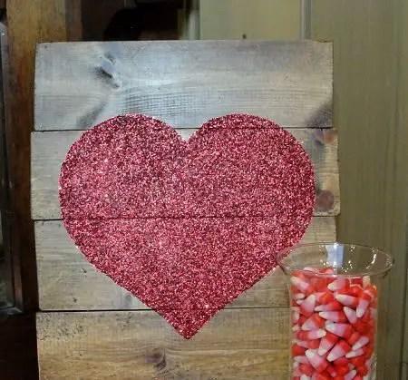 como decorar para san valentin