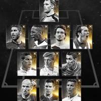 Predicción TOTY FIFA 2015