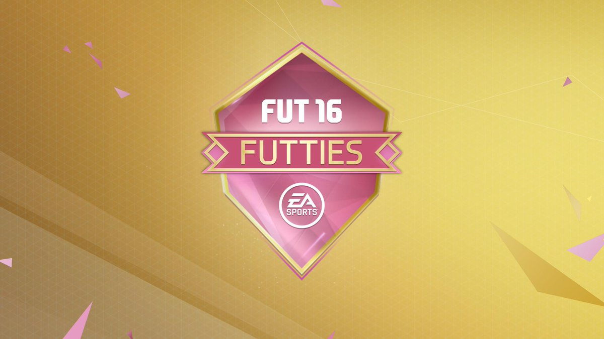 FIFA 16 ULTIMATE TEAM – THE FUTTIES