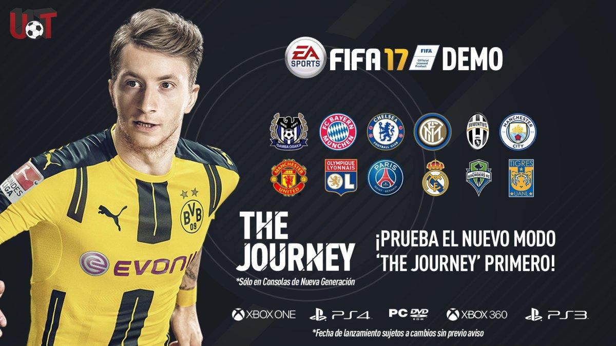 FIFA 17 Demo: Fecha salida y más información