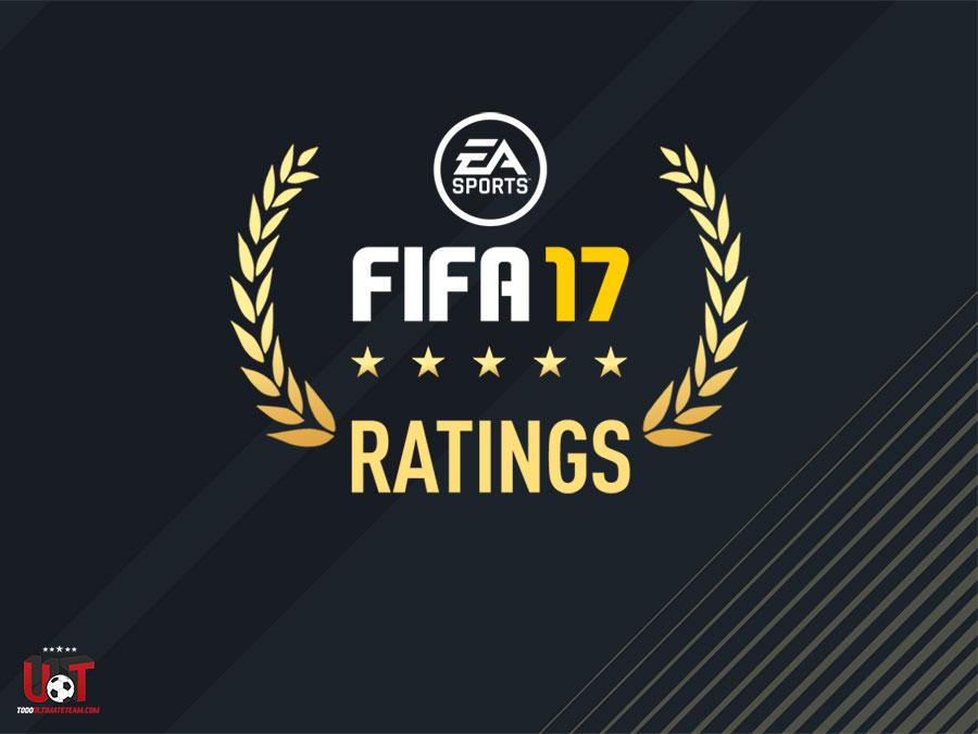 TOP 50: FIFA 17 - Ultimate Team