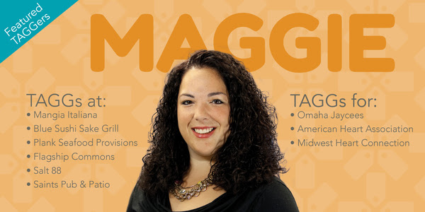 Meet our Featured TAGGer: Maggie