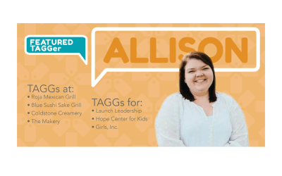 Meet Our Featured TAGGer: Allison