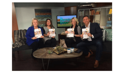 TAGG Featured on The Morning Blend