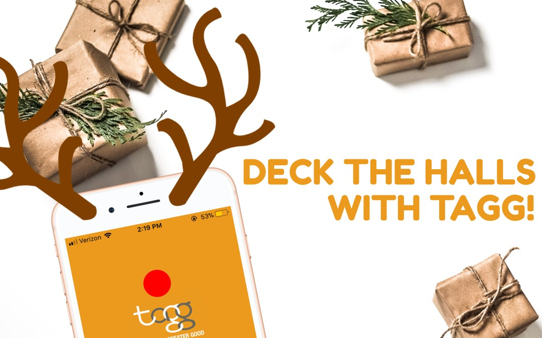 Deck the Halls with TAGG