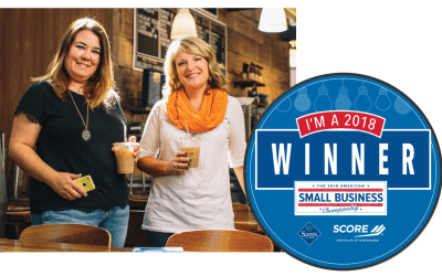 """TAGG Named """"Small Business Champion"""" by SCORE Mentors & Sam's Club"""