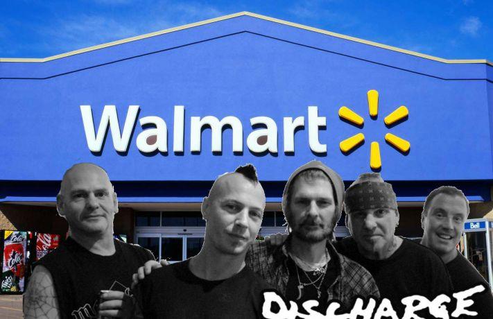 Discharge Walmart