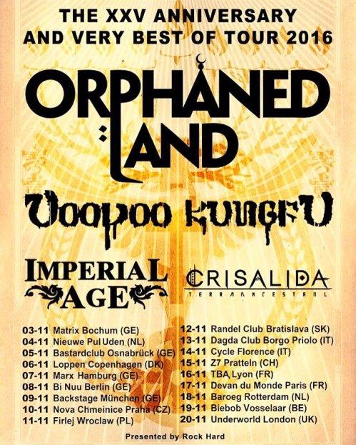 orphanedland poster