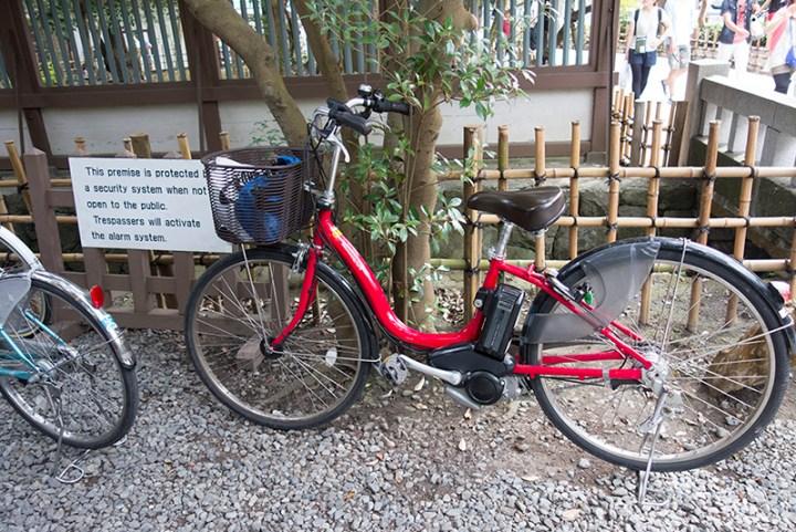 電動自転車 レンタサイクル