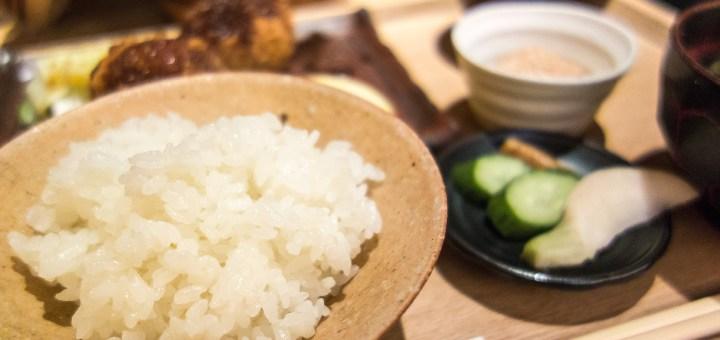 和食-白米