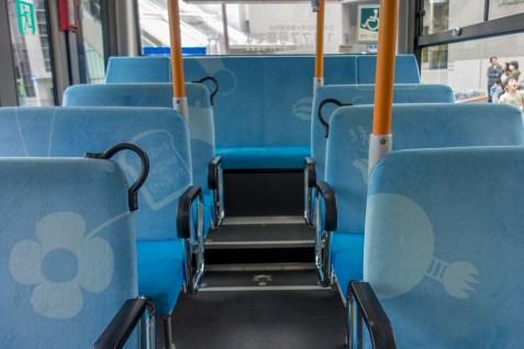 藤子・F・不二雄 ミュージアム 専用バス