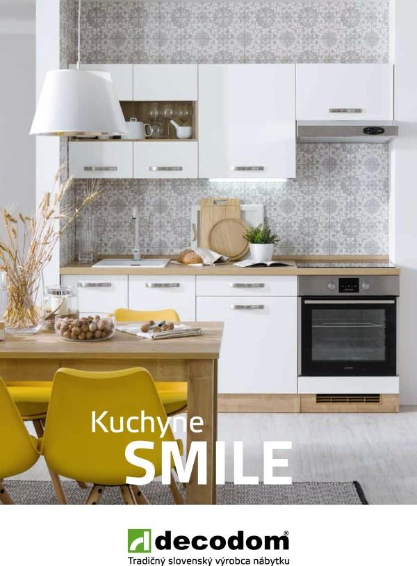 Kuchyne SMILE