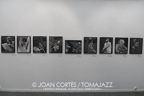 02_SOPHIE LE ROUX (©Joan Cortès)_05nov13_Institu Français_45FIJazz_Barcelona