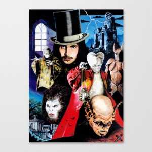 Bram Stoker's Dracula Original Art by Tom Deacon