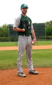 Shane struck out 11 and don't allow an earned run in a 4-3 win over the Northern Essex CC Knights.