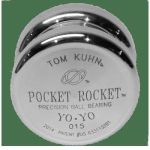 Pocket Rocket silver